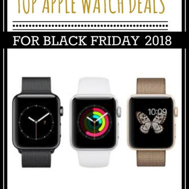 Top Apple Watch Deals for Black Friday 2018