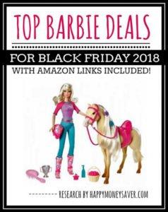 Top Barbie Deals for Black Friday 2018
