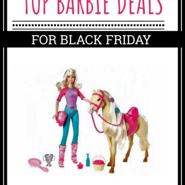 Top Barbie Deals for Black Friday 2019