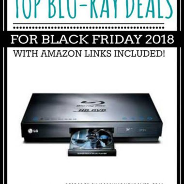 Top Black Friday Blu Ray Deals 2018