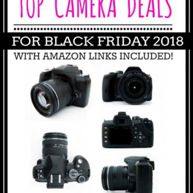 Best Black Friday Camera Deals 2018