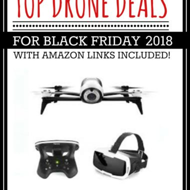 Top Drone Black Friday Deals for 2018