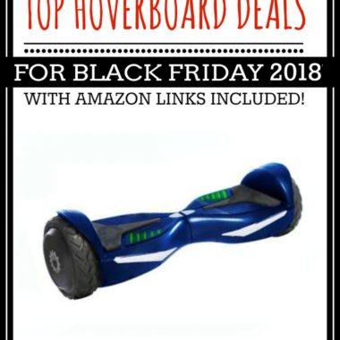 Top Hoverboard Black Friday Deals 2018