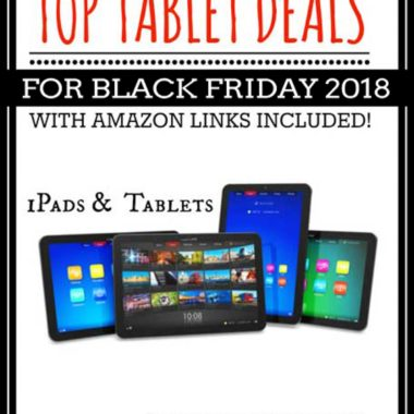 Top Tablet and iPad deals for Black Friday 2018