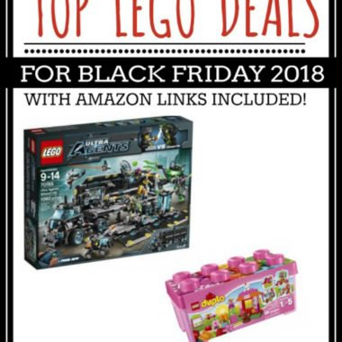 Here is a round up of all the top Lego Deals Black Friday 2018 - sure to make any parent thrilled to save money!