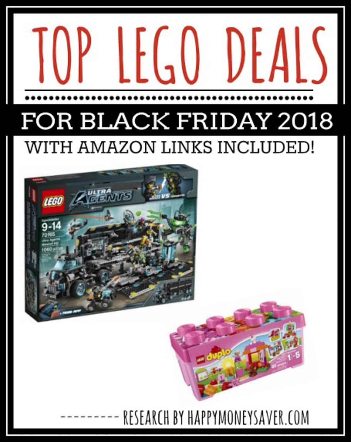 Top Lego Deals For Black Friday 2017 Happymoneysavercom