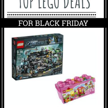 Lego Deals Black Friday 2019