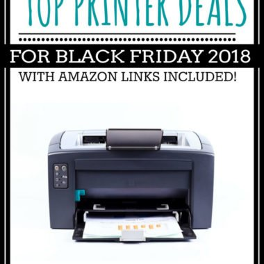 Top Black Friday Printer Deals 2018