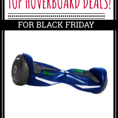 Roundup of all the Hoverboard Black Friday Sale Deals for 2019