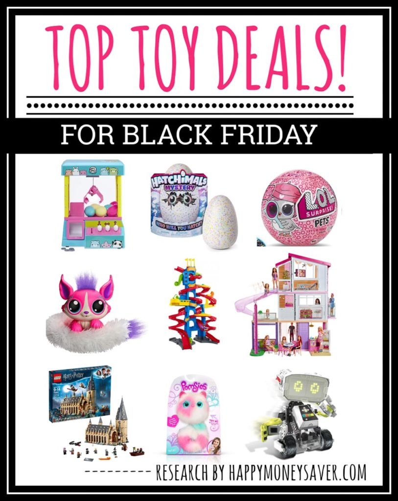 top black friday toy deals 2019