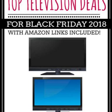 Top Black Friday TV Deals 2018