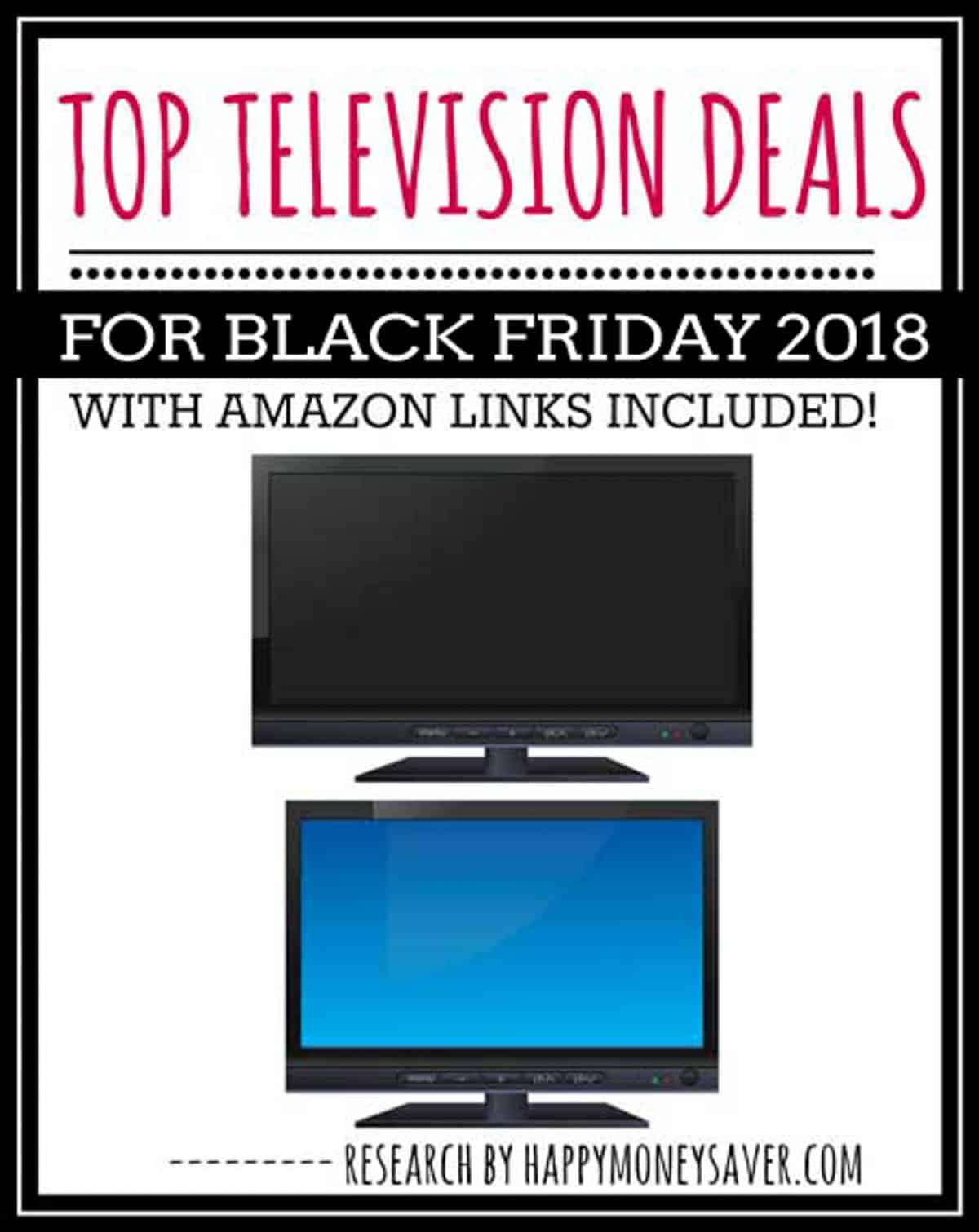 Here is a round up of all the top Black Friday TV Deals 2018 offers! A great way to save money by comparing the deals.