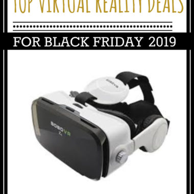 black friday virtual reality deals including ps4, oculus rift, bundles and more.