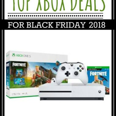 Top XBOX One Black Friday Deals 2018