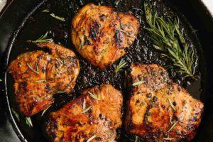 Balsamic Rosemary Chicken