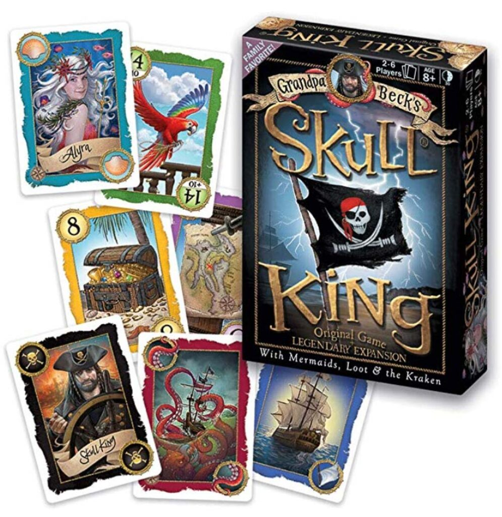 Skull King Card game