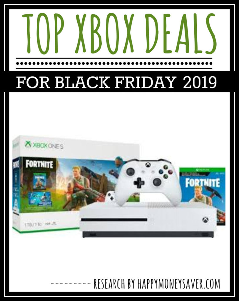 Here is a round up of all the top xbox black friday deals for 2019 including bundles, controllers and games.