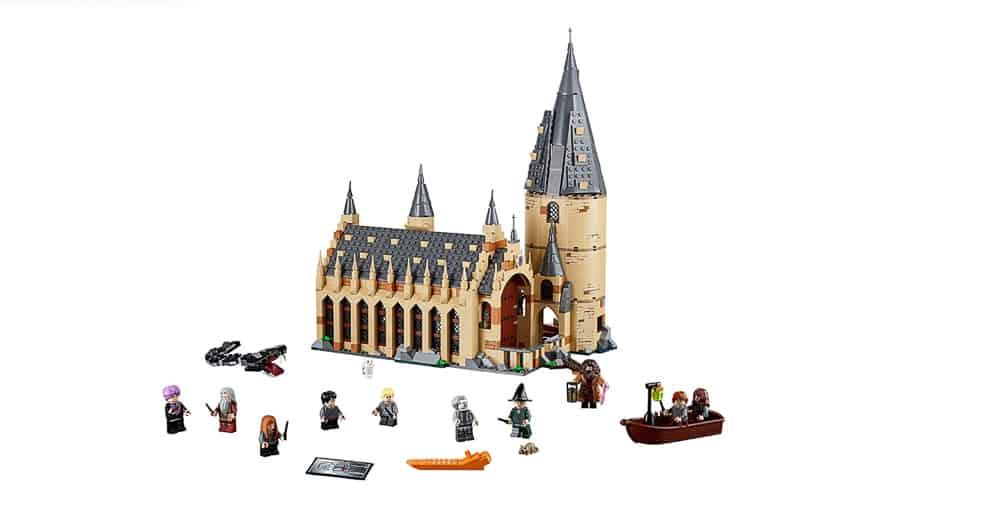 Lego Harry Potter Castle set for black friday 2019