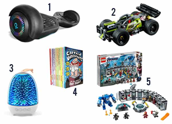 The 25 Best gifts for boys in 2020 product images 1-5