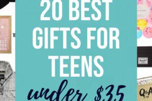 20 Best Gifts for Teens under $35 Gift Guide