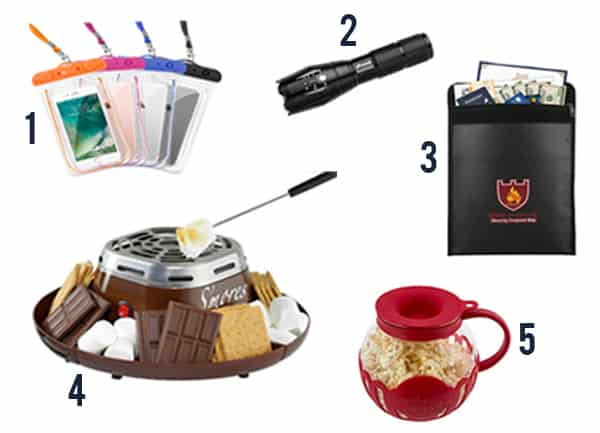 Classy, Nice & Useful White Elephant Gifts they'll fight over from happymoneysaver.com items number 1 through 5.