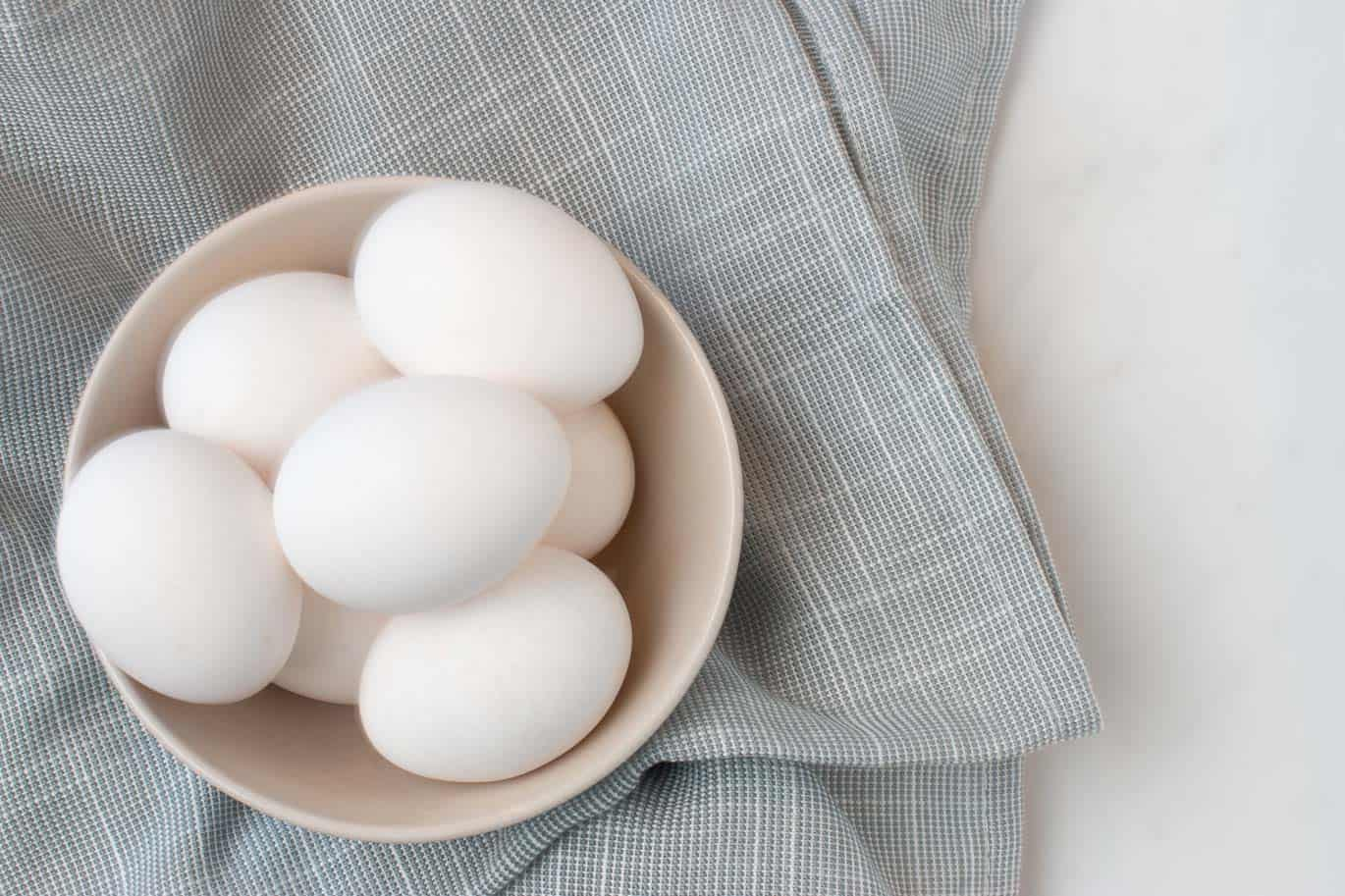 Can you freeze eggs? YES you can! Here is a post on how to properly freeze eggs to use later.