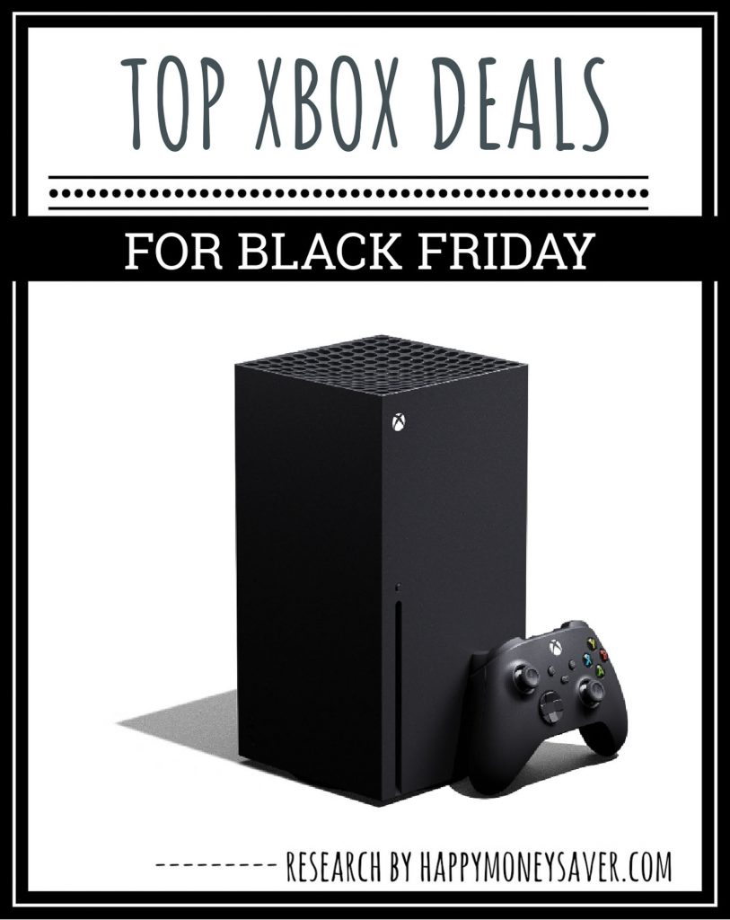 xbox series x black friday deals 2020