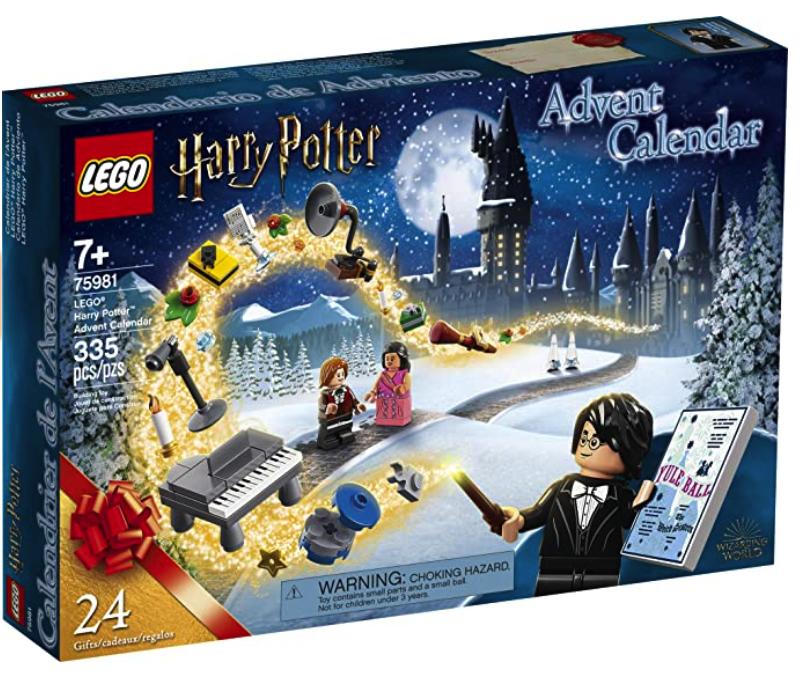 lego advent calendar harry potter