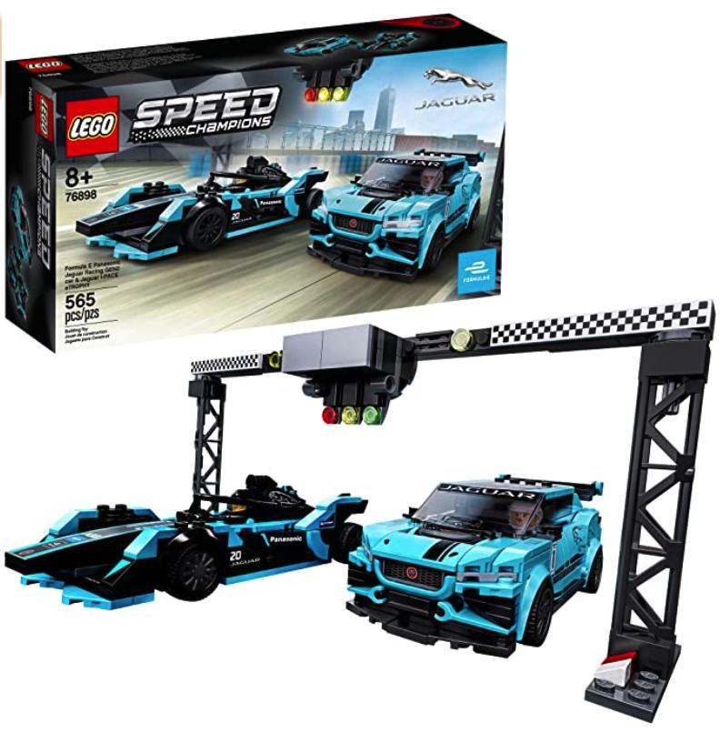 lego jaguar car set