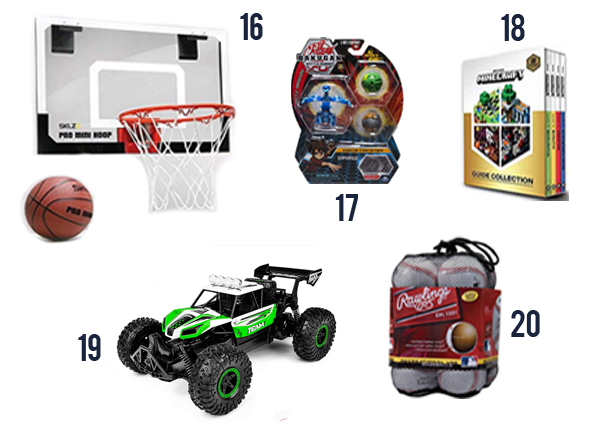 Gifts for boys numbered 16-20 in this roundup.