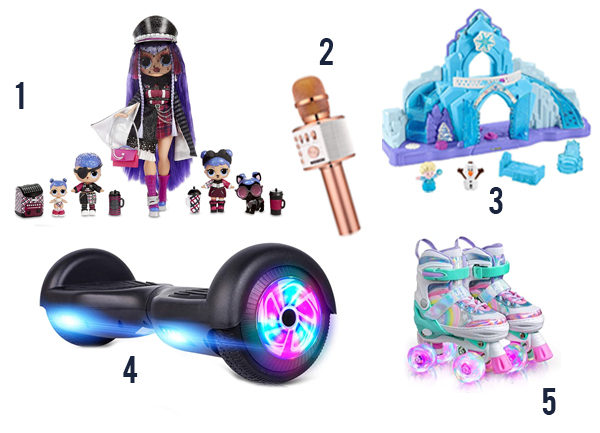 The 25 Best Gift Ideas for Girls in 2020 images of toys 1-5