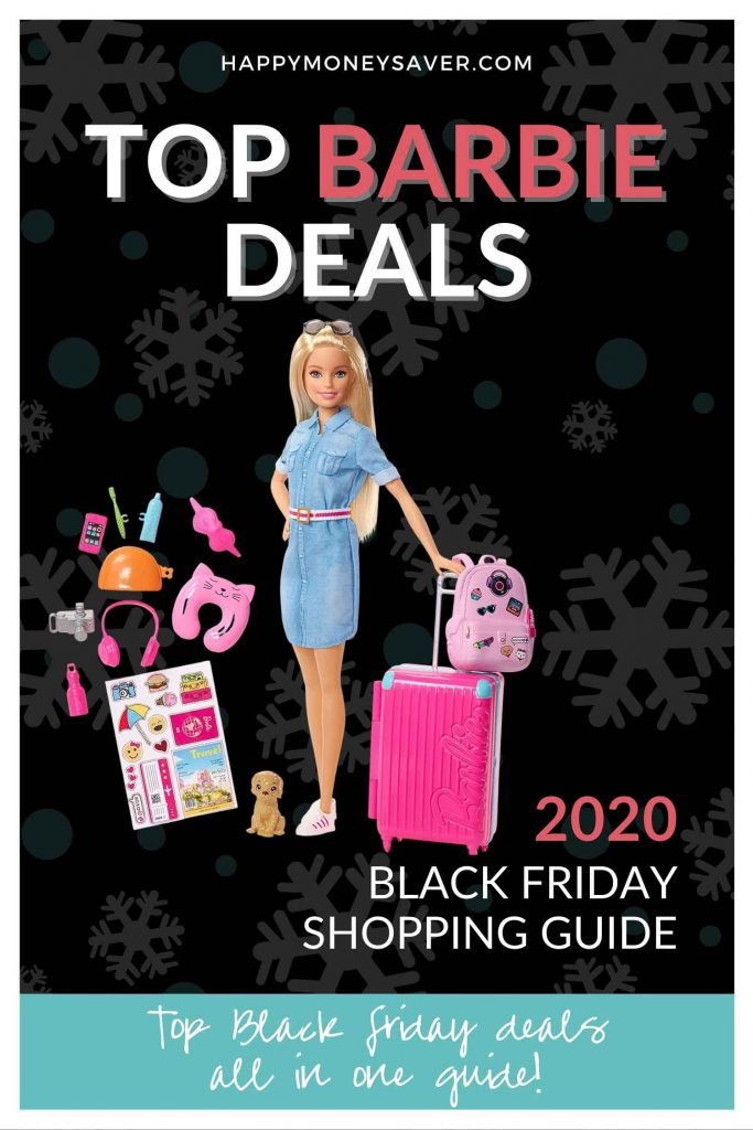 HUGE roundup of all the Barbie Black Friday deals!