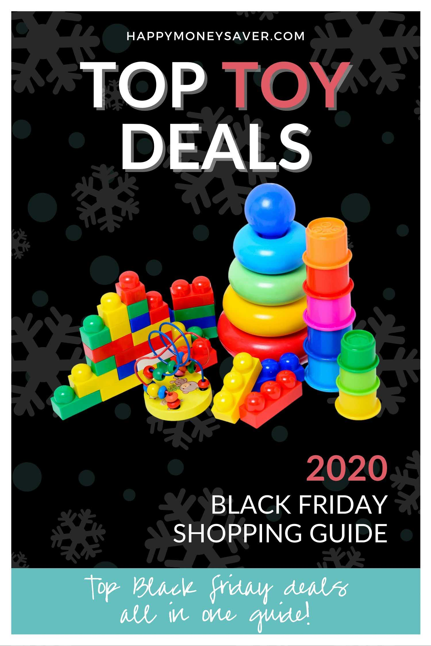 top black friday toy deals 2020