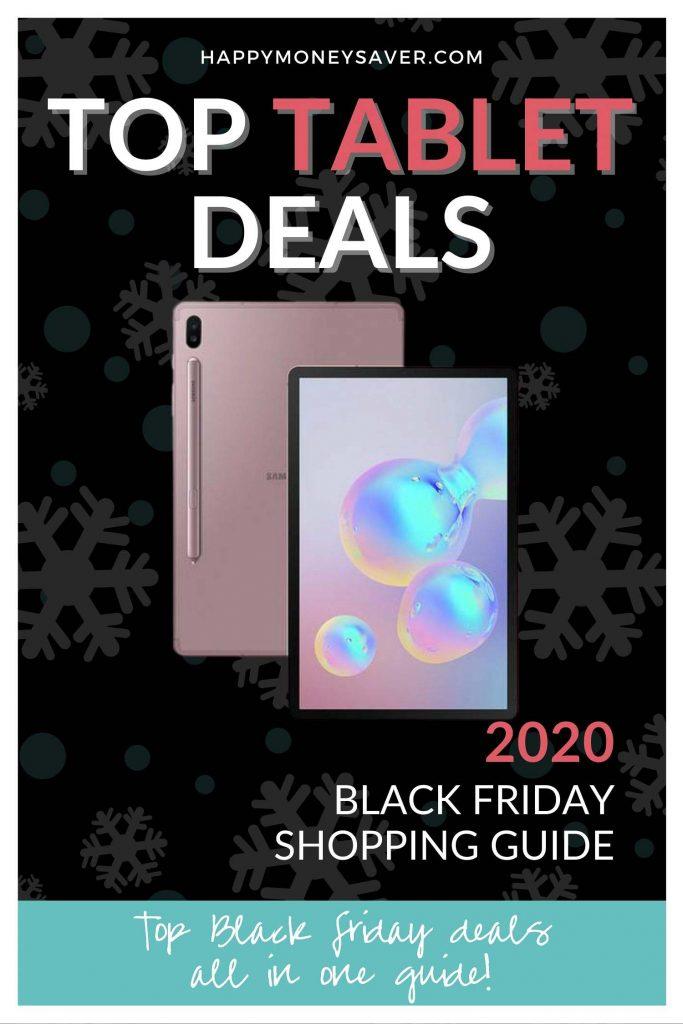 Top Tablet and iPad Black Friday 2020 Deals