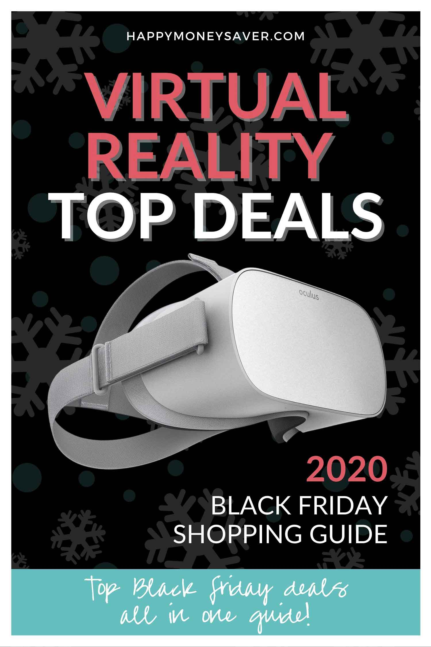 black friday virtual reality deals 2020 including ps4, oculus rift, bundles and more.
