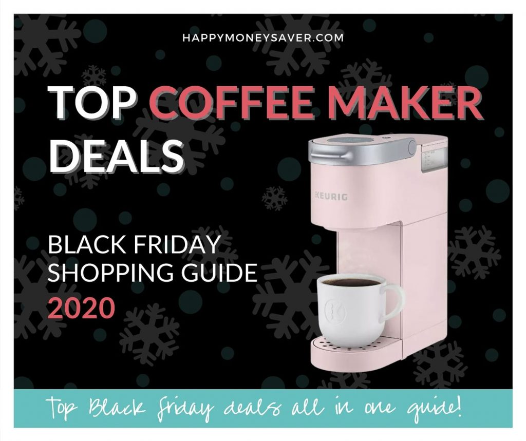 Top Coffee Maker Black Friday Deals 2020
