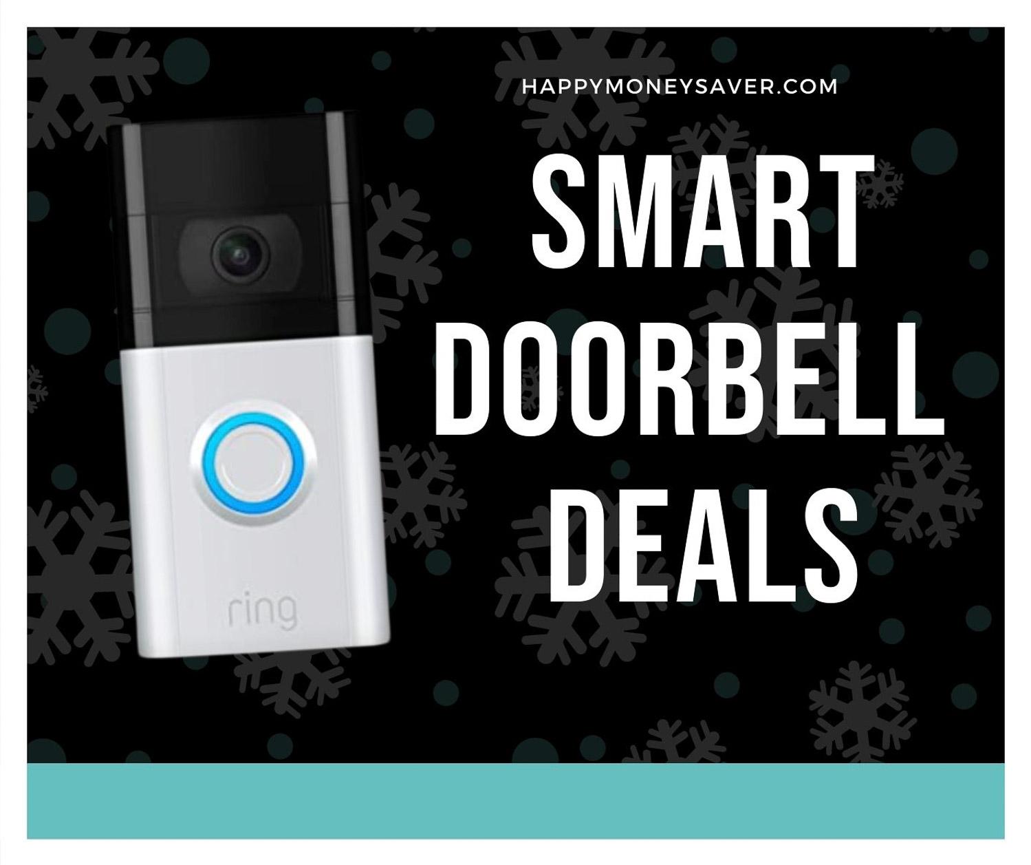 smart doorbell deals for black friday 2020