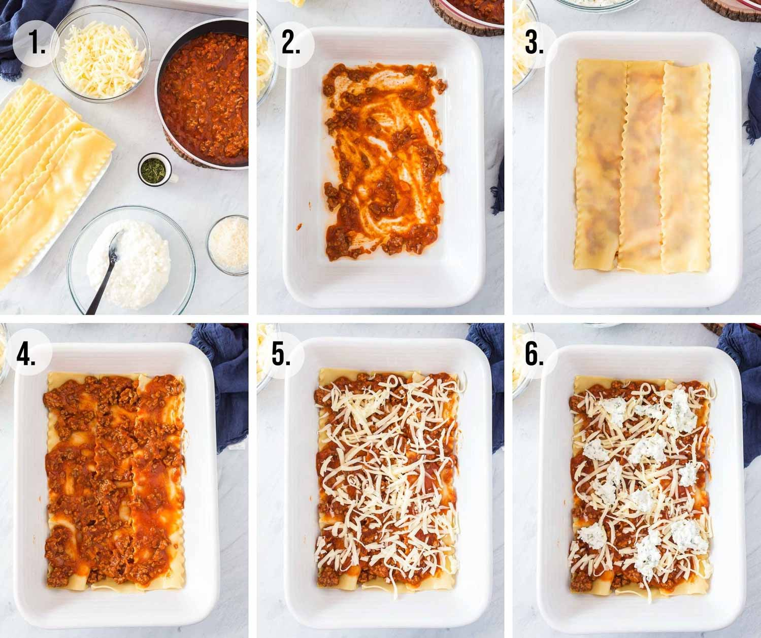 Easy Homemade Lasagna Freezer Friendly Happy Money Saver